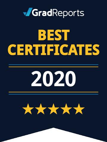 2020 Best Colleges Badge