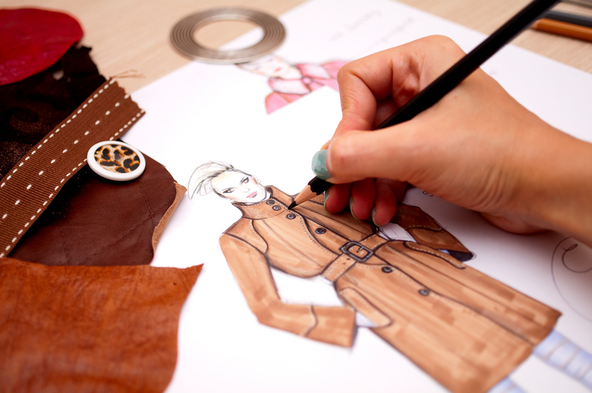 How to become a fashion designer for Work from home fashion design jobs