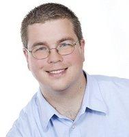 Photo of a Web Developer