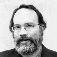 Photo of a Computer Science Professor