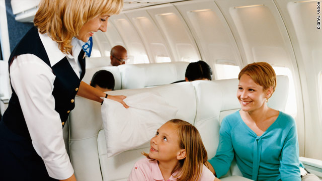why i want to be a flight attendant