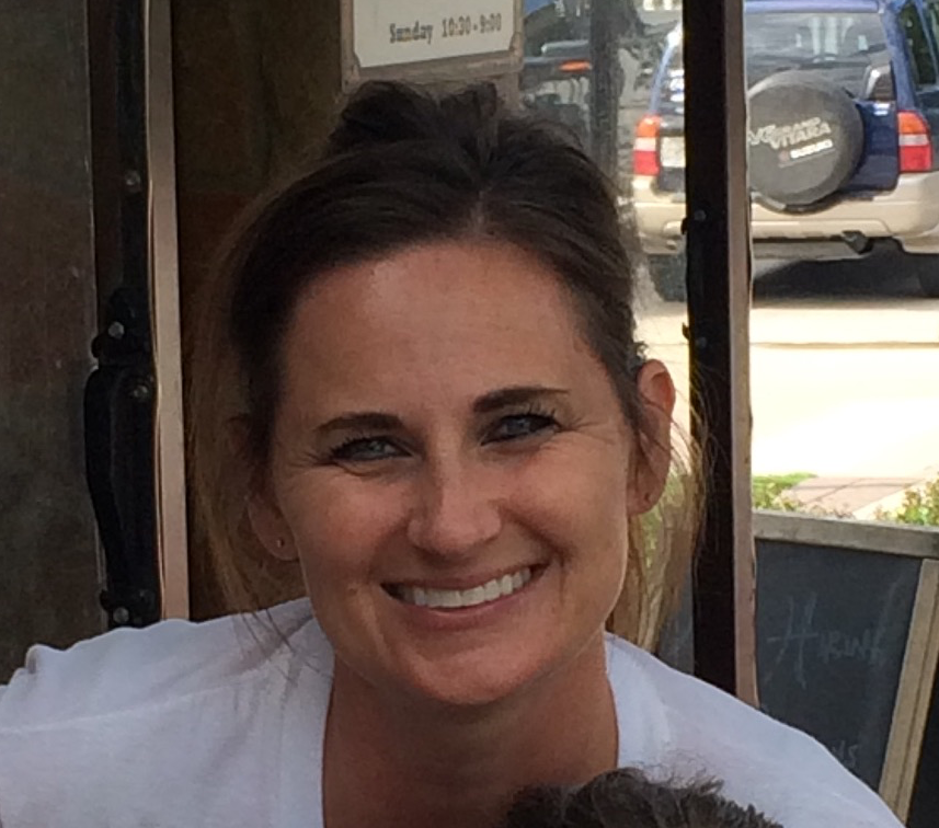 Scarlet Elkington the winner of the Graduate Scholarship for Teachers in June 2016