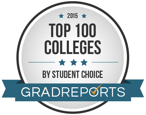 Top 100 Colleges By Student Choice