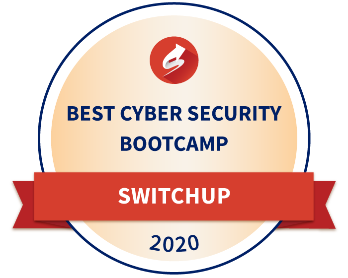 Badge for Best Data Science Bootcamp in 2020 by SwitchUp