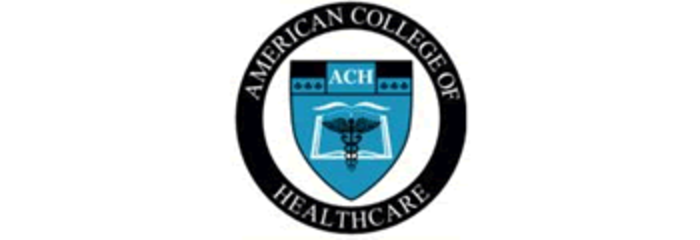 American College of Healthcare logo