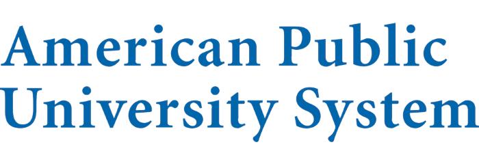 American Public University System logo