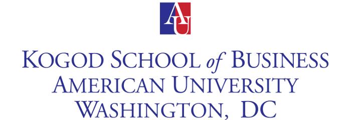 American University - MBA logo