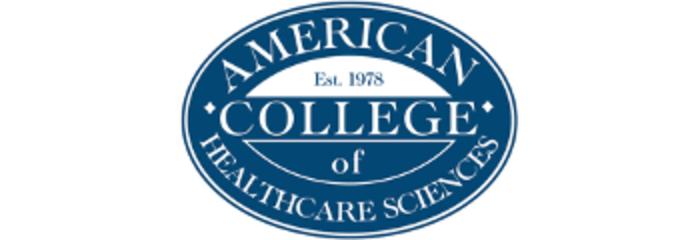American College of Healthcare Sciences logo