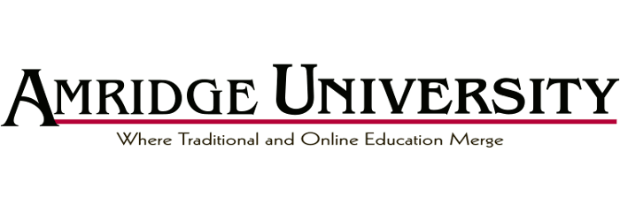 Amridge University logo