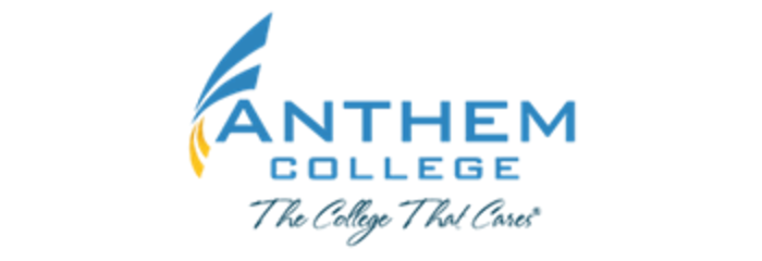 Anthem College logo