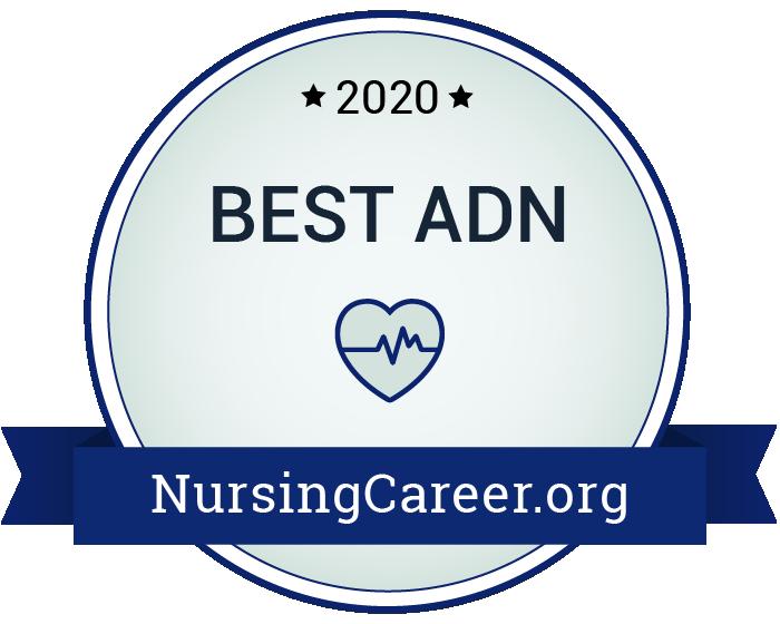 Best Associate Degrees in Nursing Badge