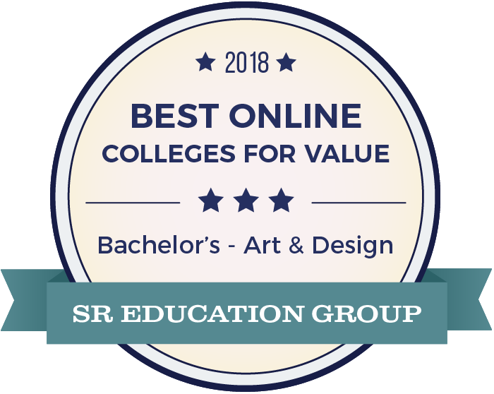 2018 Best Online Colleges for Art & Design Degrees