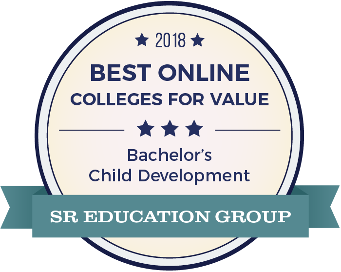 2018 Best Online Colleges for Child Development Degrees
