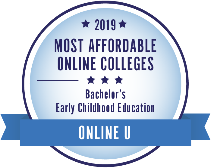 Early Childhood Education-Top Online Colleges-2019-Badge