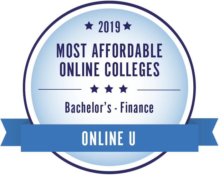 Finance-Top Online Colleges-2019-Badge