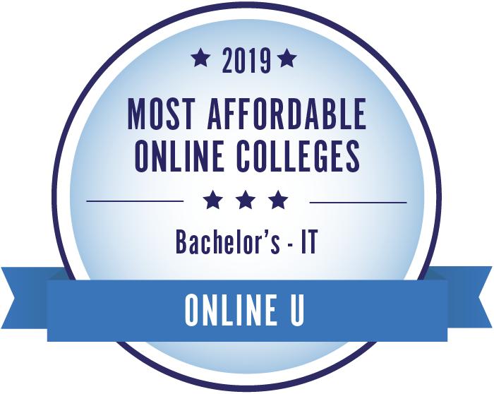 2019 Best Online Information Technology (IT) Degrees