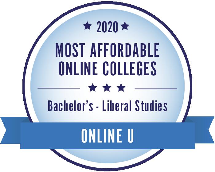 Liberal Studies-Top Online Colleges-2019-Badge