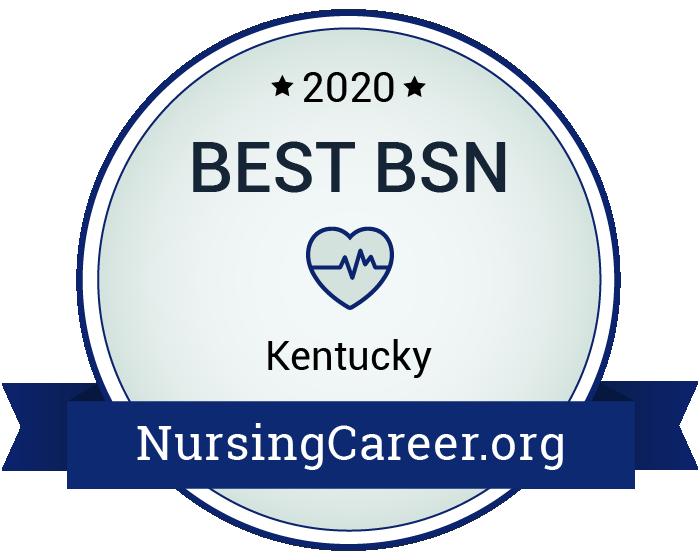 Best Nursing Bachelor's Degrees in Kentucky Badge