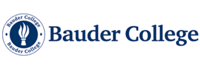 Bauder College logo