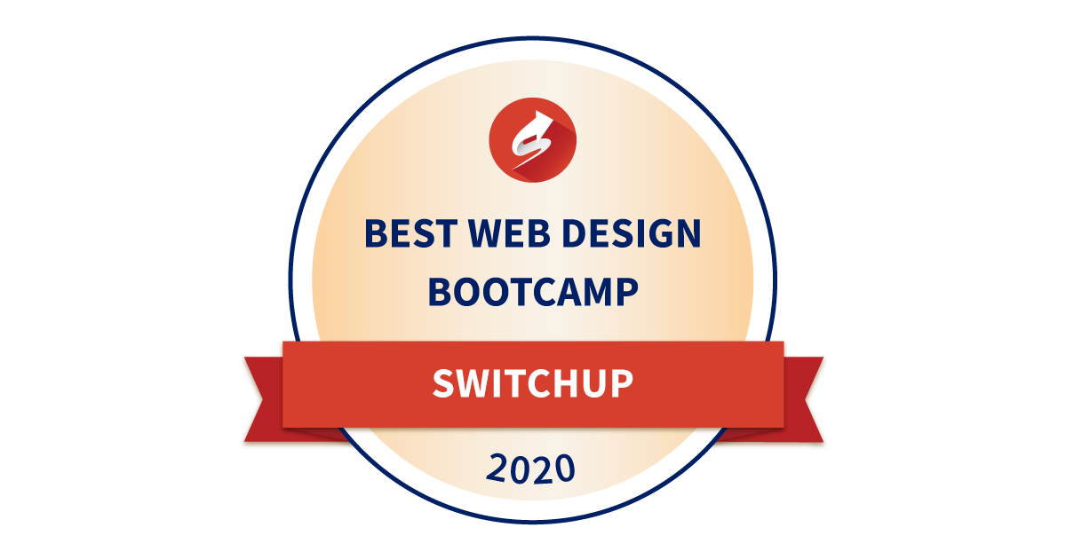 2020 Best Web Design Bootcamps