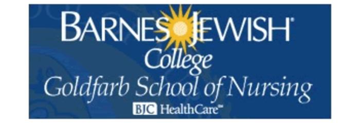 Barnes-Jewish College Goldfarb School of Nursing logo