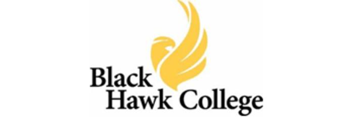 Black Hawk College logo