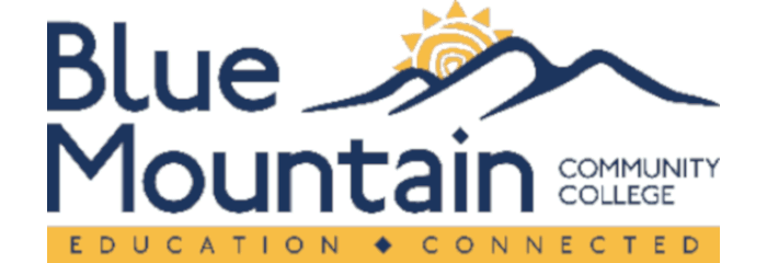 Blue Mountain Community College logo