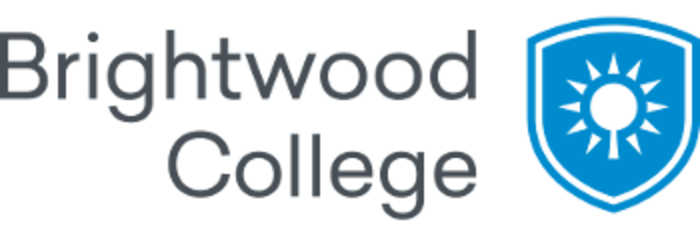 Brightwood College logo