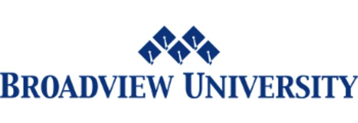 Broadview University logo