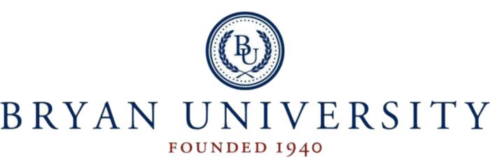 Bryan University Online logo