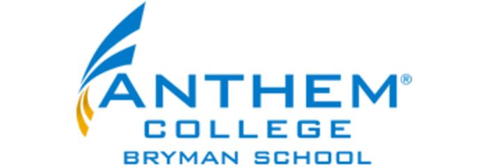 Anthem College - Bryman School logo
