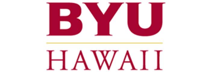 Brigham Young University-Hawaii logo