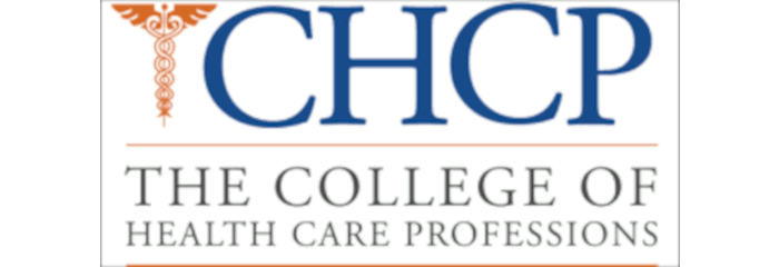 The College of Health Care Professions Online logo