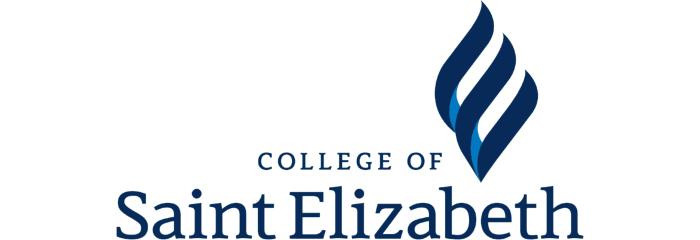 College of Saint Elizabeth logo