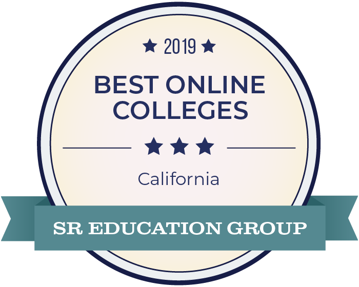 2019 best online colleges in california