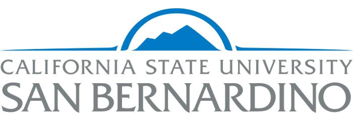 California State University-San Bernardino logo