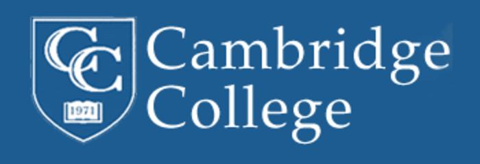 Cambridge College logo