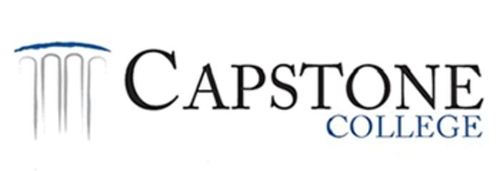 Capstone College logo