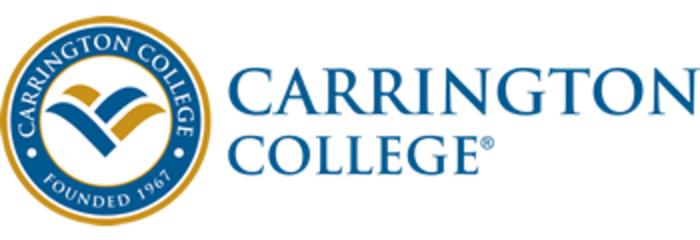 Carrington College logo