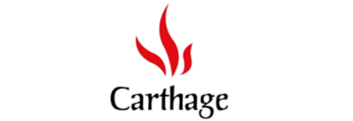 Carthage College logo