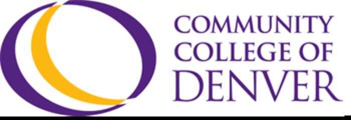 Community College of Denver logo