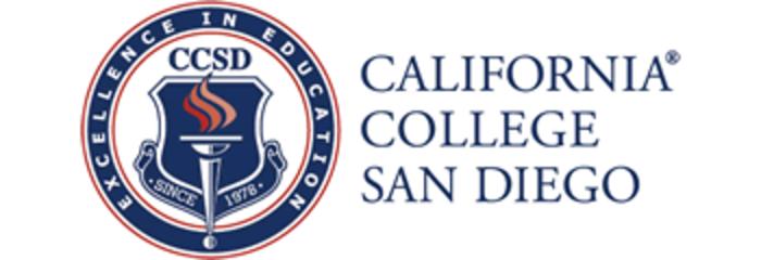 California College San Diego logo
