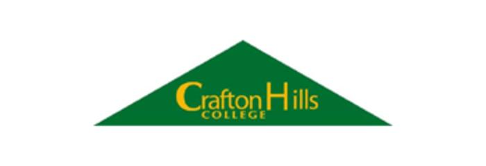 Crafton Hills College logo