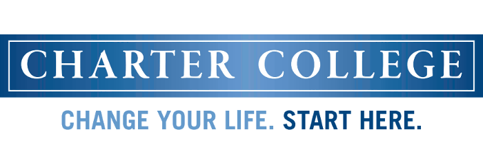 Charter College Online logo
