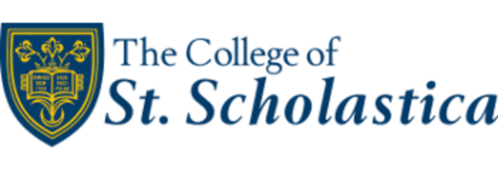 The College of Saint Scholastica logo