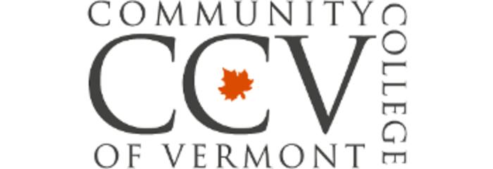 Community College of Vermont logo