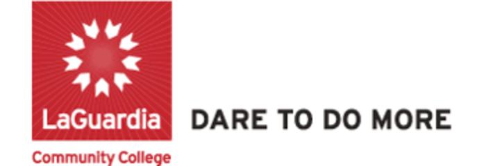 CUNY LaGuardia Community College logo