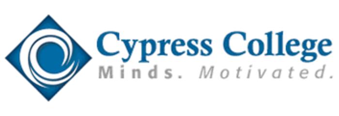 Cypress College logo