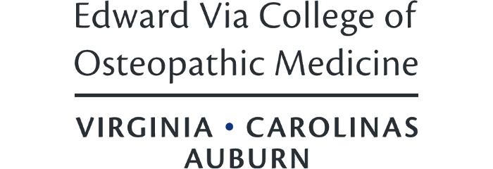 Edward Via College of Osteopathic Medicine logo