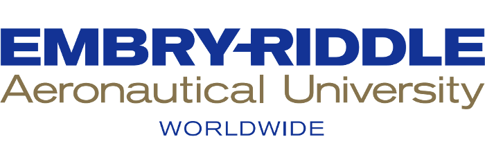 Embry-Riddle Aeronautical University-Worldwide logo